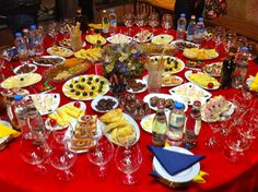Supra for the senses at Sarajishvili Winery