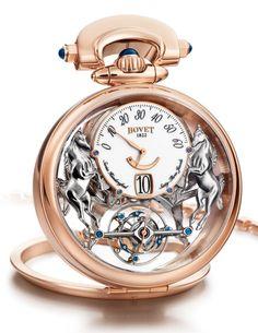 Bovet Amadeo Fleurier Virtuoso IV Watch