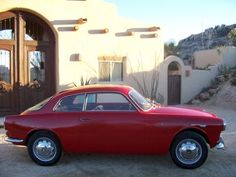 Alfa Romeo Giulietta Sprint 1600 (1960)
