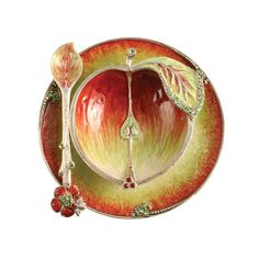 Quest Collection Red Apple 3-Pc Pot Set