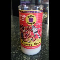 Soy Wax Candle in Recycled Wizard of Oz by FleurdeLouSoyCandles, $13.50