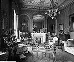 The Boudoir Dorchester House London. 1905