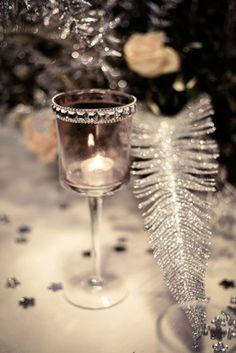 Conceptualiser la scénographie d'un mariage d'hiver #winterwedding