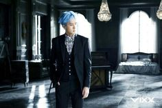 "Ravi VIXX ""ETERNITY"" Behind The Scene"