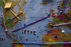 Free Mystery Skype Curriculum for Schools