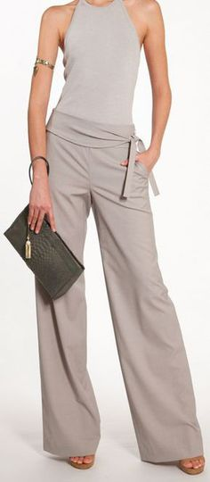 26 Ideas For Womens Business Outfits Khakis Chic Outfits, Summer Outfits, Fashion Outfits, Womens Fashion, Fashion Fashion, Business Outfits Women, Cooler Look, Look Chic, Looks Style