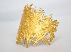 Lines Bracelet in stainless steel http://www.geekprints.es/Jewelry/Bracelets/Lines-bracelet-steel