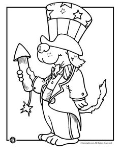 disney 4th of july coloring pages - preschool color pages on pinterest disney coloring pages