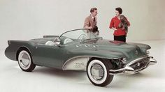 """The Corvette-based Wildcat II used a modified version of the company's """"Nailhead"""" V8 engine. The rad... - GM"""