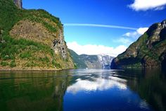 The west coast of Norway