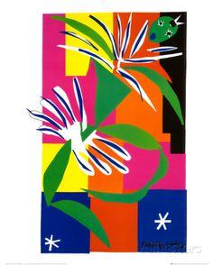 Danseuse créole Affiches par Henri Matisse sur AllPosters.fr