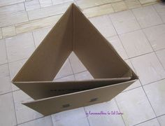 How to make a tent for your dolls