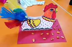 Activities For Kids, Rooster, Birds, Christmas Ornaments, Holiday Decor, Home Decor, Xmas Ornaments, Bird, Christmas Jewelry