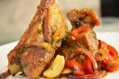 Fusilli, Bloody Mary, Pork Recipes, Tandoori Chicken, Quiche, Meat, Ethnic Recipes, Food, Essen