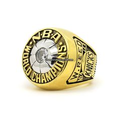 1970 New York Knicks  NBA Championship Ring.Best gift from www.championshipringclub.com for New York Knicks fans. Custom your own personalized championship ring now!