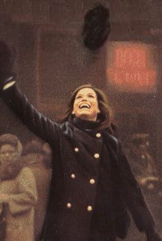 """The Mary Tyler Moore Show.  Very close to """"All in the Family"""" as my favorite comedy ever.  A little song, a little dance, a little seltzer down your pants."""