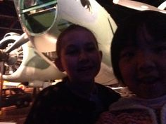 Me and my friend in the war museum! ❤️ xox