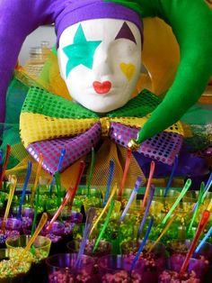 baile de carnaval infantil