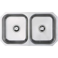 £150 Zirco Double Bowl Undermount Sink Stainless Steel Zirco http://www.amazon.co.uk/dp/B01B1RS9DA/ref=cm_sw_r_pi_dp_5r51wb0DK2AY7