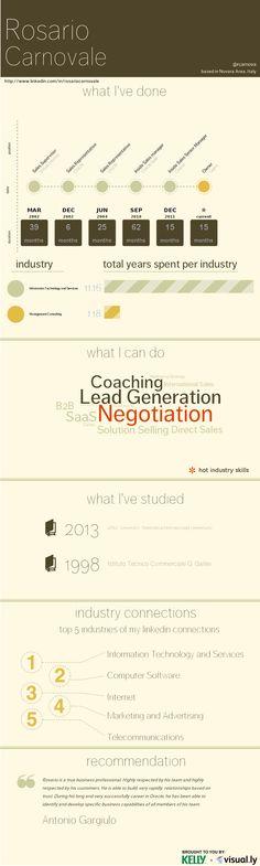 Infographic CV eg1