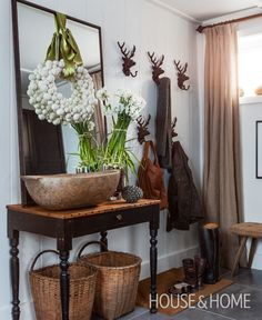 Photo Gallery: DIY Holiday Wreaths   House & Home