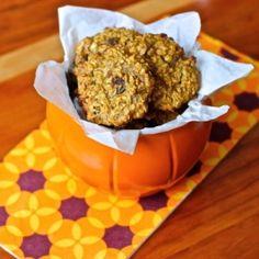 A pumpkin cookie with a twist!
