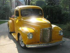 1946 International Harvester Pickup Truck