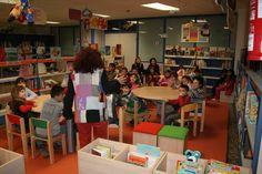 Visita escolar. Concepción Arenal. Agència de Lectura del Barranquet