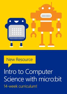 New to the Microsoft Educator Community: Intro to Computer Science with micro:bit. This 14-week MakeCode course brings computer science to life for all students with fun projects, immediate results and both block and text editors for learners at different levels.