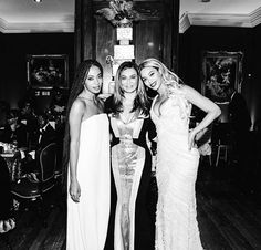 Tina Knowles, Beyoncé Knowles, and Solange Knowles (2014)