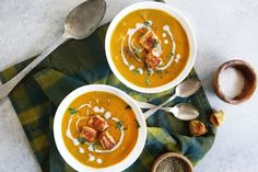 Spice Up Your Butternut Squash Soup With This Ingredient