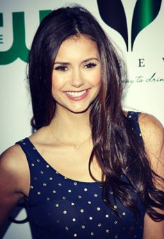 Nina Dobrev. I have been told I look like her but have no clue who she is