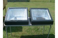 DIY Double Solar Oven