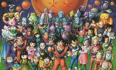 Dragon Ball Super thank you