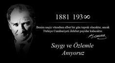 Tarihin en büyük ismi, kürsülerin ilk sahibi, çağdaşlığımızın lideri; ulu önderimiz Atatürk! Neler geçiyor aklımızdan senin adını duyunca. Türklük böyle yaşanmalı diyoruz yaptıklarını okuyunca. Bir daha çıkıp gelmeli diyoruz Samsun'dan Bugün gökyüzünde gözlerindeki o maviliği, güneşte gülümsemendeki o sıcaklığı aradık. Ama deniz dalgalanıyor ne de güneş ısıtıyor bugün. Sanki buz kesilmiş etraf her yer sessiz,Devamını Oku
