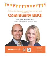 August 5 -- Cullen / Rice to host Community BBQ Thursday at Mariners Park