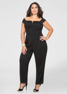 V Hardware Jumpsuit