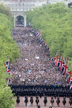 The Diamond Jubilee: in pictures