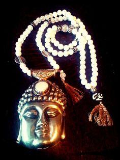 Buddha in Love Mala www.innereklarheit.de