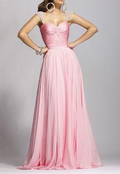 El amor A - alinee el vestido de la dama de honor del vestido del baile de fin de curso del vestido de noche con las mangas del casquillo-Ve...