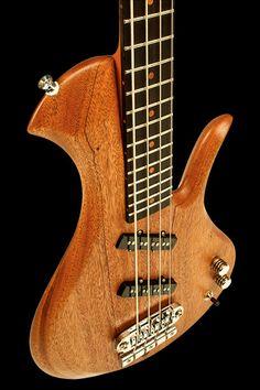 Custom Bass Guitars | Xylem Handmade Basses and Guitars