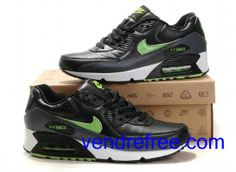 ff1738f0910 Vendre Pas Cher Homme Chaussures Nike Air Max 90 (couleur blanc