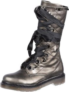 Crazy boots by Dr Martens