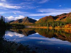 Park Narodowy Denali – największy park narodowy w USA w południowej części stanu Alaska. Dobre miejsce dla miłośników przyrody.