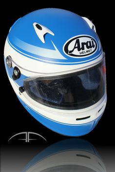 Serbatoio #aerografiaanzanello #kustompaint #style #race #helmet #kart
