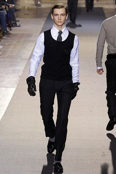 Rykiel Homme | Fall 2006 Menswear Collection | Style.com