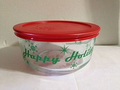 Pyrex Limited Edition Happy Holiday 4 Cup Storage Bowl w/Lid Pyrex http://smile.amazon.com/dp/B018YGFGGY/ref=cm_sw_r_pi_dp_qHU3wb0CX4D91