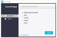 XTab and SearchProtect hijacker virus est un virus de redirection