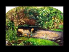 Sir John Everett Millais, Ophelia, 1851-52 - YouTube Elizabeth Siddal (also painter and Dante Gabriel Rosetti's wife) was the model for Sir John Everett Millais's Ophelia.