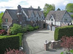Mansion Homes and Dream Houses : Photo